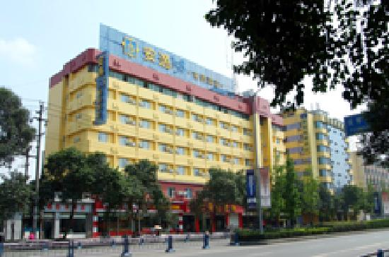 An-e 158 Hotel Chengdu Fuqin