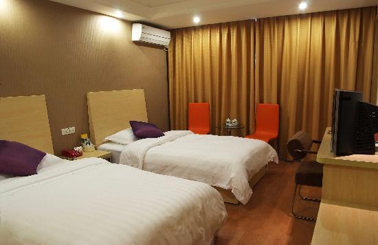 An-e 158 Hotel Chengdu Fuqin: 标间