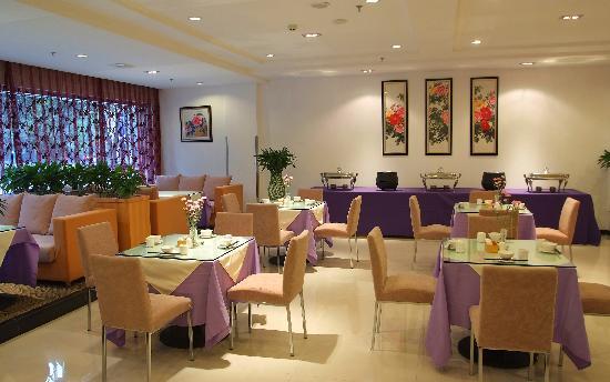 An-e 158 Hotel Chengdu Fuqin: 餐厅1