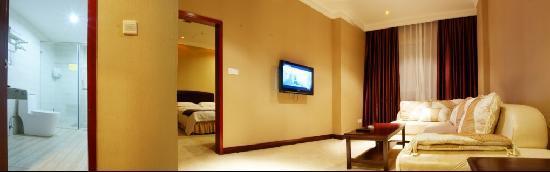 Jinlong Hotel : 豪华套房