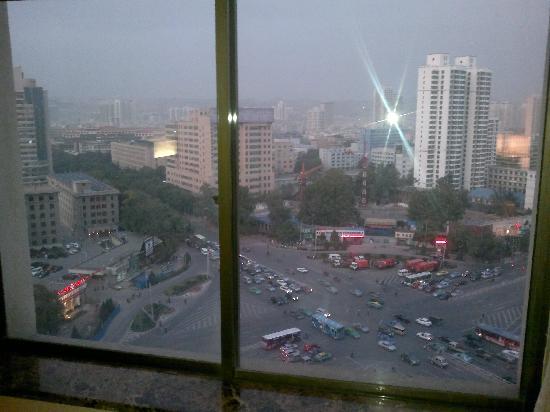 Legend Hotel: 窗外的风景