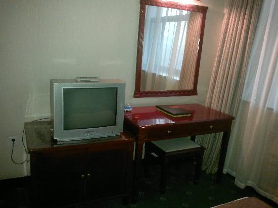 Lily Hotel: 里间电视