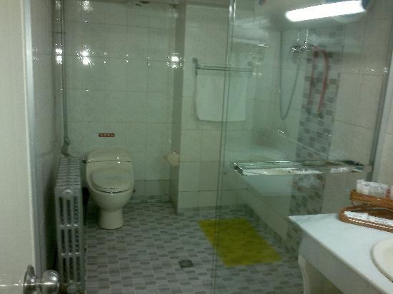 Lily Hotel: 很大的卫生间