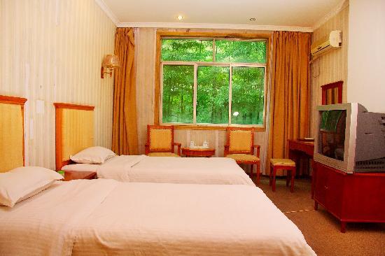 Yinpeng Mountain Villa: 客房标间