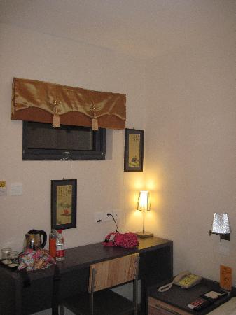 Houdao Hotel : 写字桌