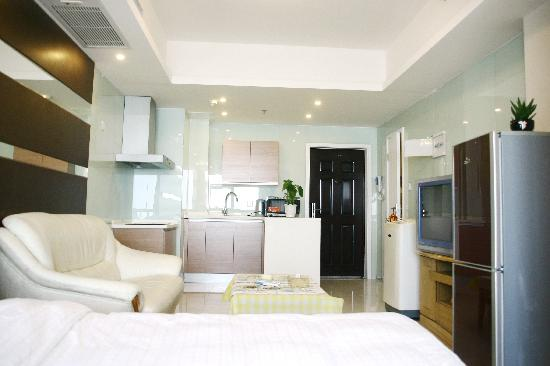 Gerya Apartment Hotel Nanjing Chengkai International: 1 (20)