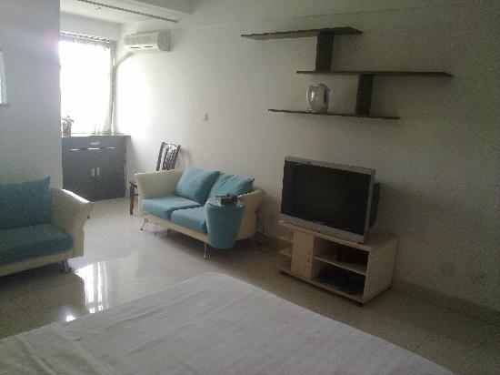 Xiangsheer Apartment Hotel : 1604豪华单间一角