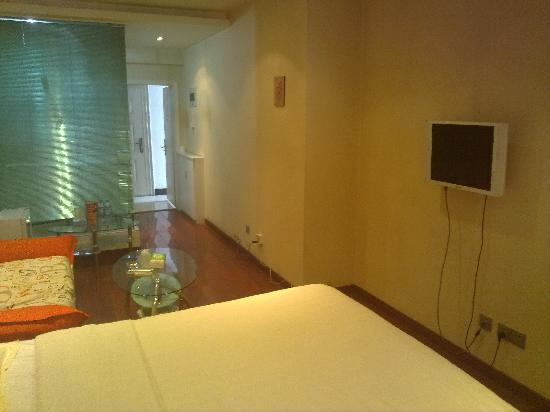 Xiangsheer Apartment Hotel : 1602房豪华单间