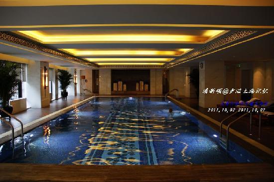 วอลดอร์ฟ แอสทอเรีย เซี่ยงไฮ้ ออน เดอะ บันด์: 泳池