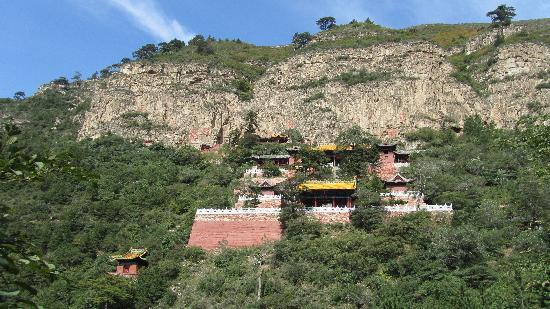 Mount Hengshan Scenic Spot: img_0726