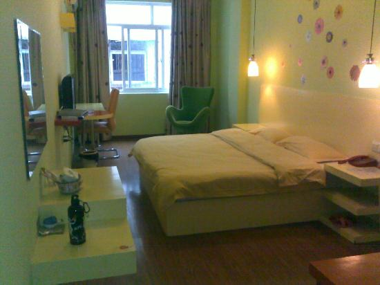 朝里看- Picture of K2 Chain Apartment Liuzhou Yuejin