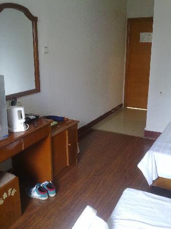 Leiyu Hotel: 往外看