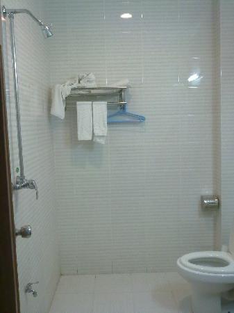Leiyu Hotel: 卫生间