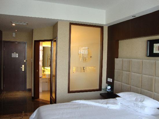 Jingcheng International Business Hotel: 房间一角