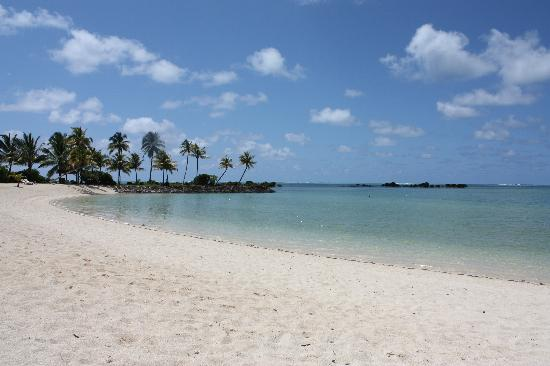 Four Seasons Resort Mauritius at Anahita: 海滩