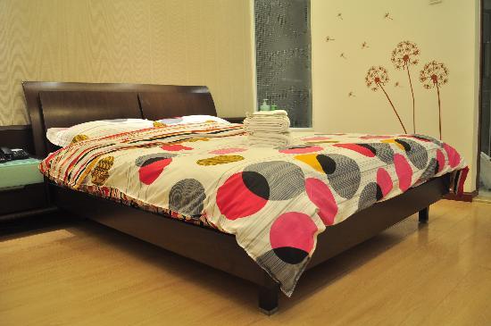 Chengdu Linka Homes: 豪华商务大床房