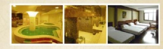 Shenggong Budala Business Hotel : 养生馆