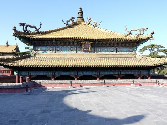 Xumi Fushou Temple : P1030545