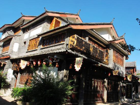 No.1 Courtyard Hotel: 酒店外观