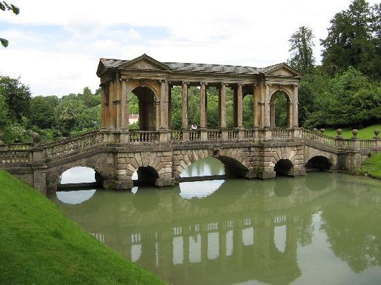 Prior Park Landscape Gardens (NT): 桥