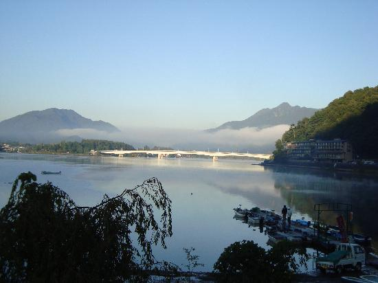 Hotel Route Inn Kawaguchiko: 河口湖外风光2