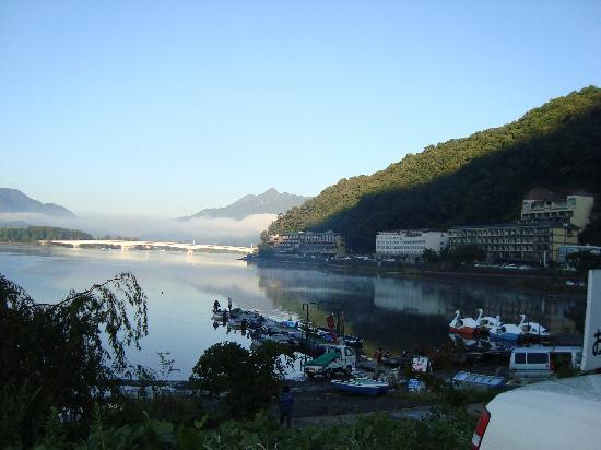 Hotel Route Inn Kawaguchiko: 河口湖外风光3