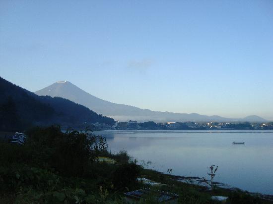 Hotel Route Inn Kawaguchiko: 河口湖外风光4
