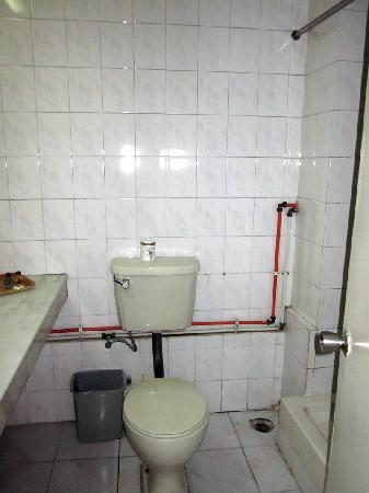 Anshine Hotel: 卫生间