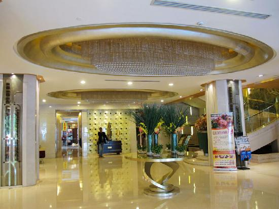 Sunda Gentleman International Hotel: 酒店大堂