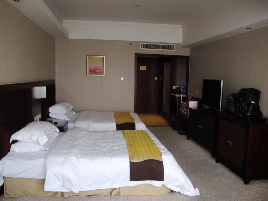 Sunda Gentleman International Hotel: 客房全貌