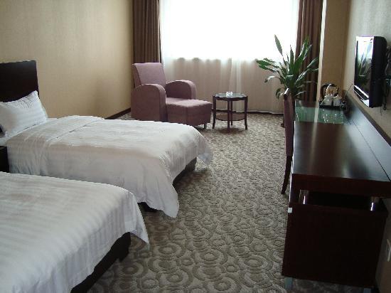 Citihome Hotel Hefei Jiade Hotel: 酒店标准间