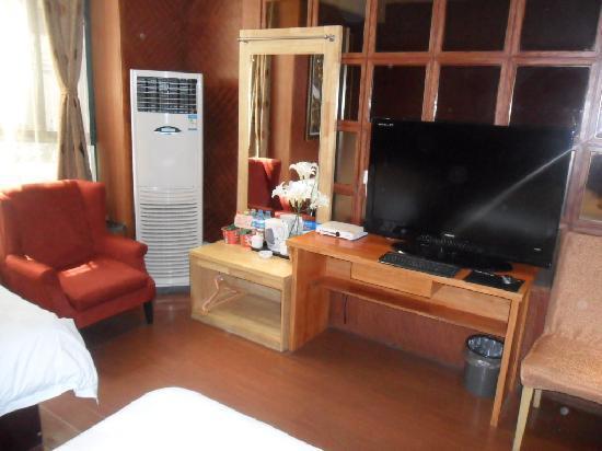 Anxin 100 Business Hotel (Bengbu Gongnong Road): 安馨100商务酒店豪华标间