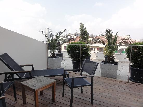Holiday Inn Istanbul-Sisli: DSC03299