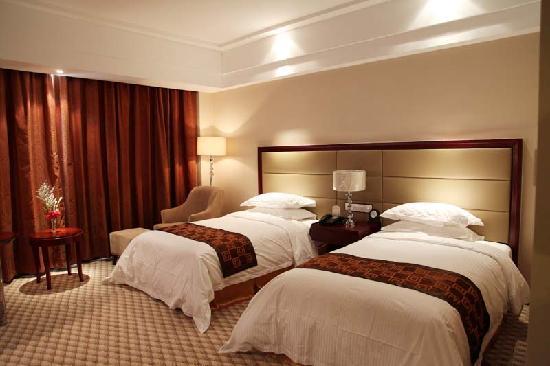 Luan Water Hotel: 客房
