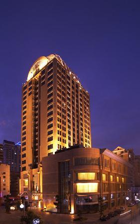 Qingtian Renhe Wangchao Hotel