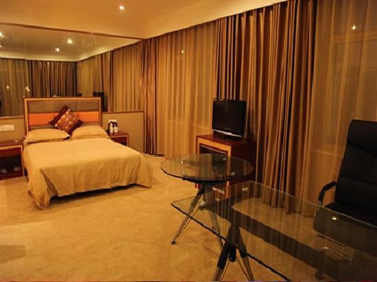 Haoyi Business Hotel: 豪华套房1