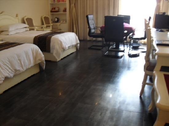 Jin'ouke Hotel: 客房