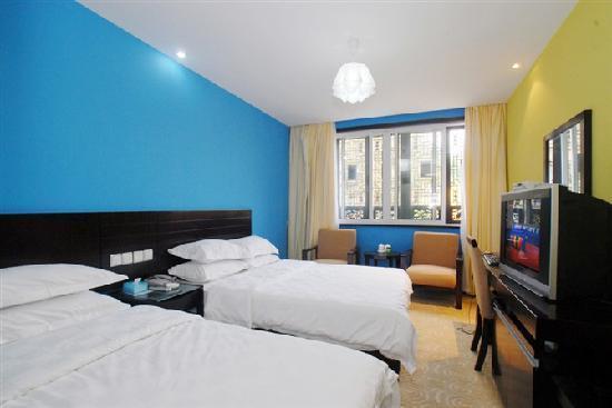 Jiuhuashan Longquan Hotel: 3