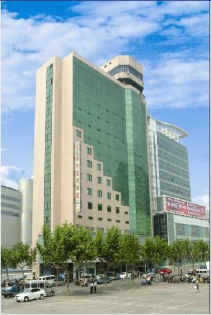 Hua Ting International Hotel : DSCF0004(改)