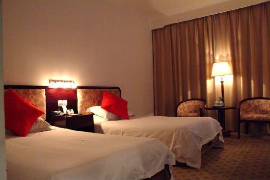 Hua Ting International Hotel : DSCF0034