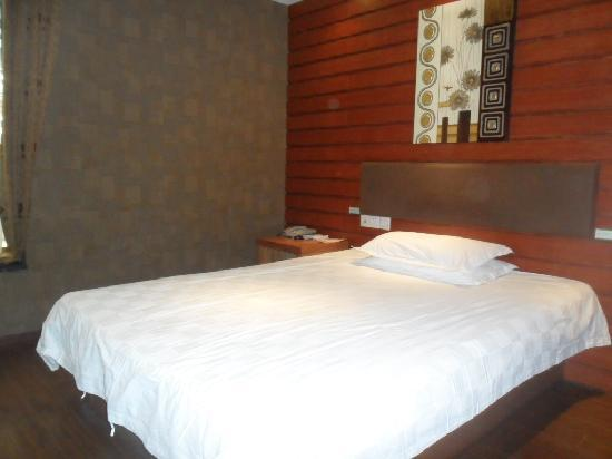 Anxin 100 Business Hotel (Bengbu Gongnong Road): 安馨100商务酒店安馨单间