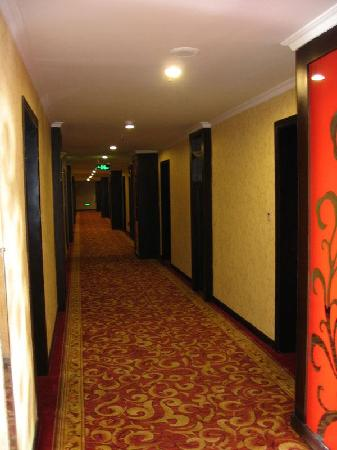 Binfen Wuzhou Boutique Hotel Jinan Bayi Lijiao Bridge : getlstd_property_photo