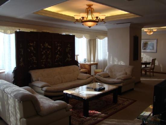 Shengdi Hotel: 圣地