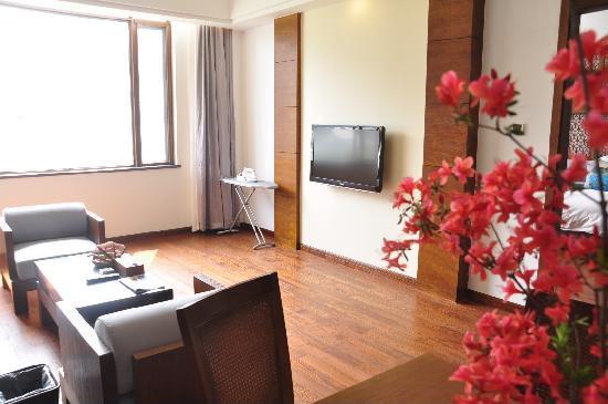 Chizhou 168 Express Hotel Qingyang Mount Jiuhua: 业主22