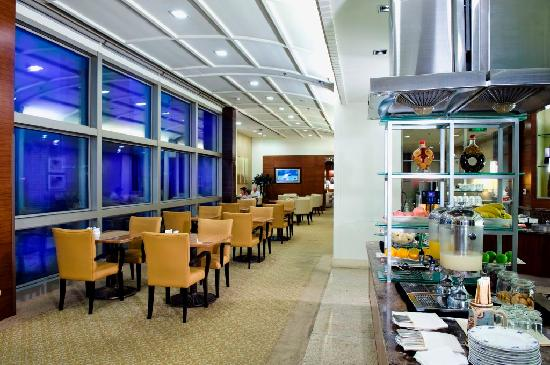Hotel Equatorial Shanghai : Equator Club