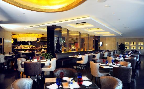 Hotel Equatorial Shanghai : Cafe 65