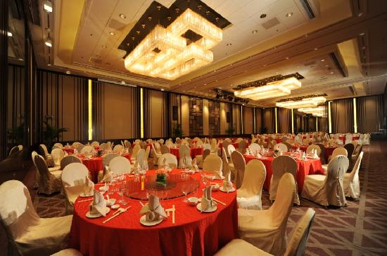 Hotel Equatorial Shanghai: Imperial Hall