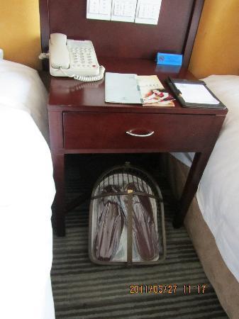 Braim Seasons Hotel: 房间5