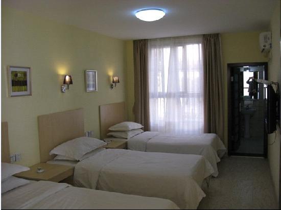 Dangui Zhenpin Hotel Yangzhou Shouxihu: 三人间
