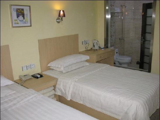 Dangui Zhenpin Hotel Yangzhou Shouxihu: 标准间